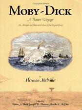 Moby Dick: A Picture Voyage: Abridged of the Original Classic by Herman Melville