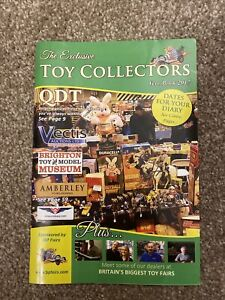 Toy Collectors Year Book 2017 Mint