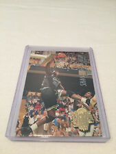 1994/95 Fleer Ultra Basketball Shaquille O'Neal Orlando Magic base card #135