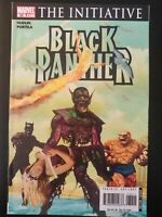 BLACK PANTHER #30 (The Initiative) (2007 MARVEL Comics) ~ VF/NM Book