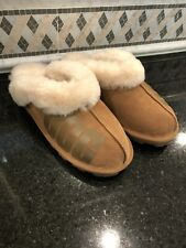 Women's UGG Coquette UGG Rubber slippers- size 9- #1108232- Chestnut