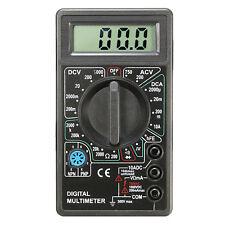 LCD DIGITAL MULTIMETER AC/DC 750/1000V AMP VOLT OHM TESTER
