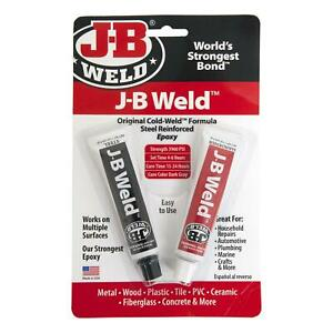JB Weld Epoxy Liquid Metal Weld Adhesive Repair Fix Metal Mechanic Engineer