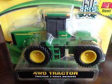 JOHN DEERE 4WD TRACTOR  DIECAST ERTL RC2 2005