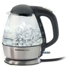 57-Oz 2884 Espressione Stainless Steel Electric Kettle