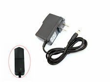 5V 1.2A Ac/Dc Power Supply Adapter with 2.1mm x 5.5mm Tip Center +