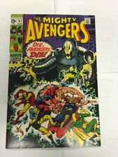 The Avengers 67 7.5 Very Fine - Vf- Ultron 6