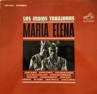 lp record LOS INDIOS TABAJARAS ALWAYS IN MY HEART RCA DYNAGROOVE LPS-2912 1964