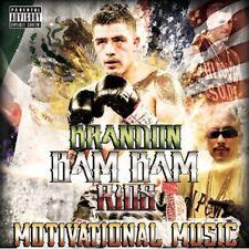 "Brandon ""Bam Bam"" Rios - Motivational Music [New CD] Explicit"