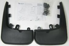 NEW GENUINE VW CADDY 9K POLO CLASSIC ACCESSORY FRONT MUDFLAPS SET