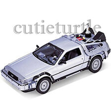 Welly DMC 12 DeLorean Back To The Future Time Machine BTTF 1:24 22441 Part II