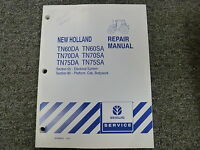 New holland workmaster 45 workmaster 55 tractor service manual ebay free shipping new holland tn60 tn70 tn75 da sa tractor shop service repair manual 55 90 fandeluxe Image collections