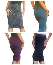 Bodenlange Damenröcke im A-Linien-Stil aus Polyester