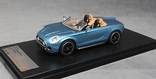 Premium X Mini Superleggera Vision Concept in Blue 2014 PR0480 1/43 NEW