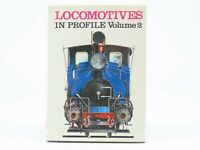 Locomotives In Profile Volume 2 by Brian Reed ©1972 HC Book