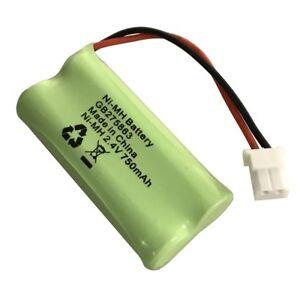 Motorola MBP421 MBP621 Baby Monitor Battery Pack 2.4V 750mAh Rechargeable Ni-MH