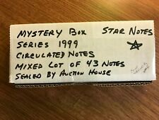Star Notes lot  of 43 notes