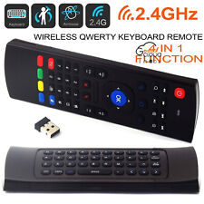 2.4GHz Fly Air Mouse Wireless Keyboard Remote For PC Smart Android TV Box MX3 M8