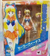 SAILOR VENUS WITH ARTEMIS BANDAI SH FIGUARTS SAILOR MOON