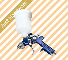 Air Spray Gun Gravity feed HVLP 3 Nozzle 600 ml cc 1.4mm 1.7mm 2mm