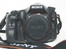 Sony Alpha SLT-A65 24.3MP Digital SLR Camera-Body,strap, battery, charger Exc++