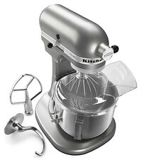 KitchenAid HEAVY DUTY pro 500 Stand Mixer Lift Rksm500pscs Metal 5-qt Silver
