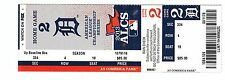 2013 BOSTON RED SOX VS DETROIT TIGERS PLAYOFFS ALCS GAME #4 TICKET STUB MINT