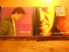 Umberto Tozzi [2 CD Alben] Le Mie Canzoni + Stella Stai