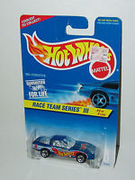 Hot Wheels Race Team III 80's Corvette Sp5's Metal Base #536 Malaysia 1997