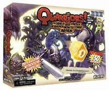 NEW Quarriors! Dice Building Game - Set Up Box FACTORY SEALED