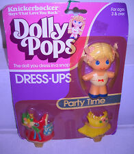 #1442 NRFC Vintage Knickerbocker Dolly Pops Dress Ups Party Time