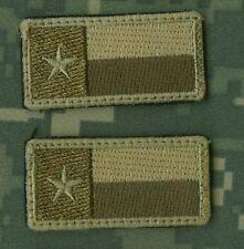 "ELITE PROFESSIONALS USMC OPERATOR PENCIL POCKET vel©®⚙ 2"" 2-TAB: TEXAS FLAG DD"