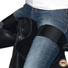 C-11-L L Hilason Anti Slip Sure Grip Saddle Seat Cover English Trail Ride Black