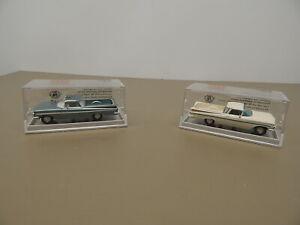 Brekina Chevrolet El Camino's (2)  HO Scale  1/87 Scale