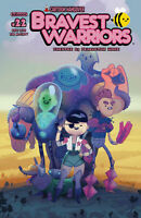 Bravest Warriors #22 Kaboom Comics 2012 1st print Unread NM