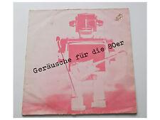 Geräusche Für Die 80er - LP - Zickzack