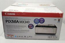 NEW Canon PIXMA MX340 All-In-One Inkjet Printer