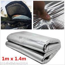 Car Exhaust Turbo Heat Shield Cover Hood Fiberglass Cotton Wrap Heat Barrier Mat