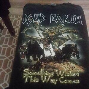 Vintage Iced Earth Shirt