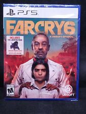 Far Cry 6 (Playstation 5/Ps5) Brand New