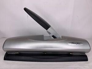 Swingline 3 Hole Punch Light Touch Commercial Heavy Duty Model 74030/31/32