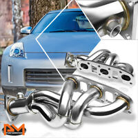 For 03-06 350Z Z33/G35 VQ35DE Stainless Steel 6-2 Racing Exhaust Header Manifold
