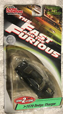 Racing Champions The Fast and The Furious 1970 Dodge Charger Series 2