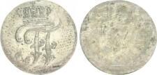 Mecklenburg-Schwerin 1 Schilling Approx. 1800 Single-Sided Silberabschlag Der