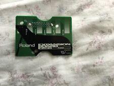 Roland JV80-03 Piano Expansion Board vgc jv1080 2080 xv