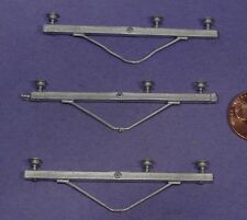O SCALE WISEMAN DETAIL PARTS O276 POWER POLE HIGH VOLTAGE 3 WIRE LONG CROSS ARMS