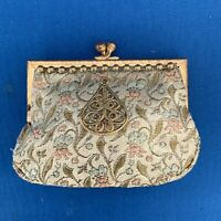 Antique Brocade French Purse