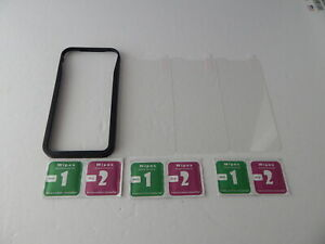 3 Pcs 9H Tempered Glass + 1 Installation Guide For iPhone 11/11Pro/XS/XR/MAX