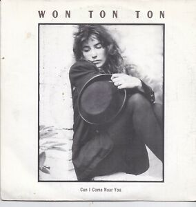Won Ton Ton-Can I Come Near You vinyl single