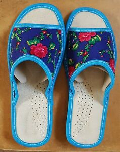 SIZE 5 UK / 38 EU ! BRAND NEW ! VERY PRETTY FLIP FLOP TRAVEL SHOES / SLIPPERS